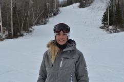Geneviève Gingras - Entraîneuse en chef